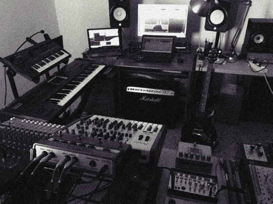 studio photo bw