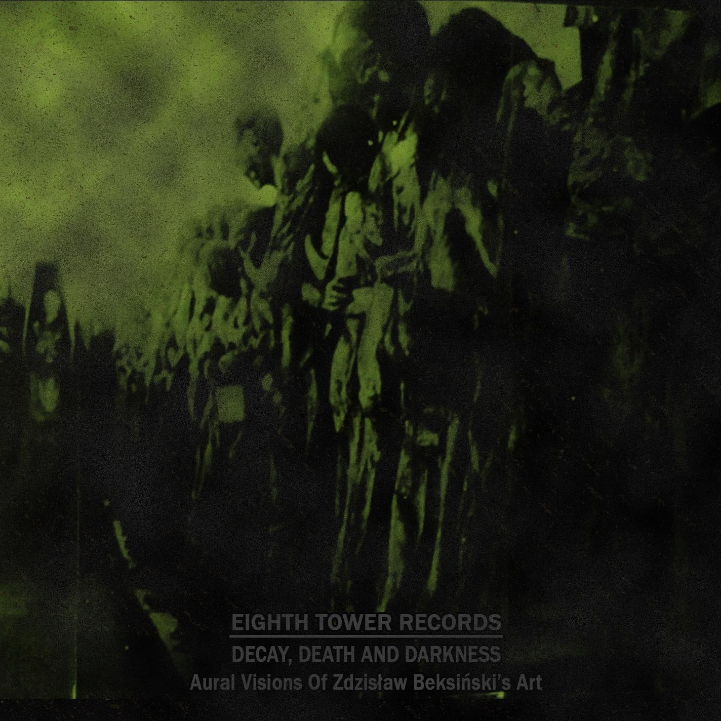 Beksinski front cover