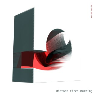 Distant Fire Burning cover