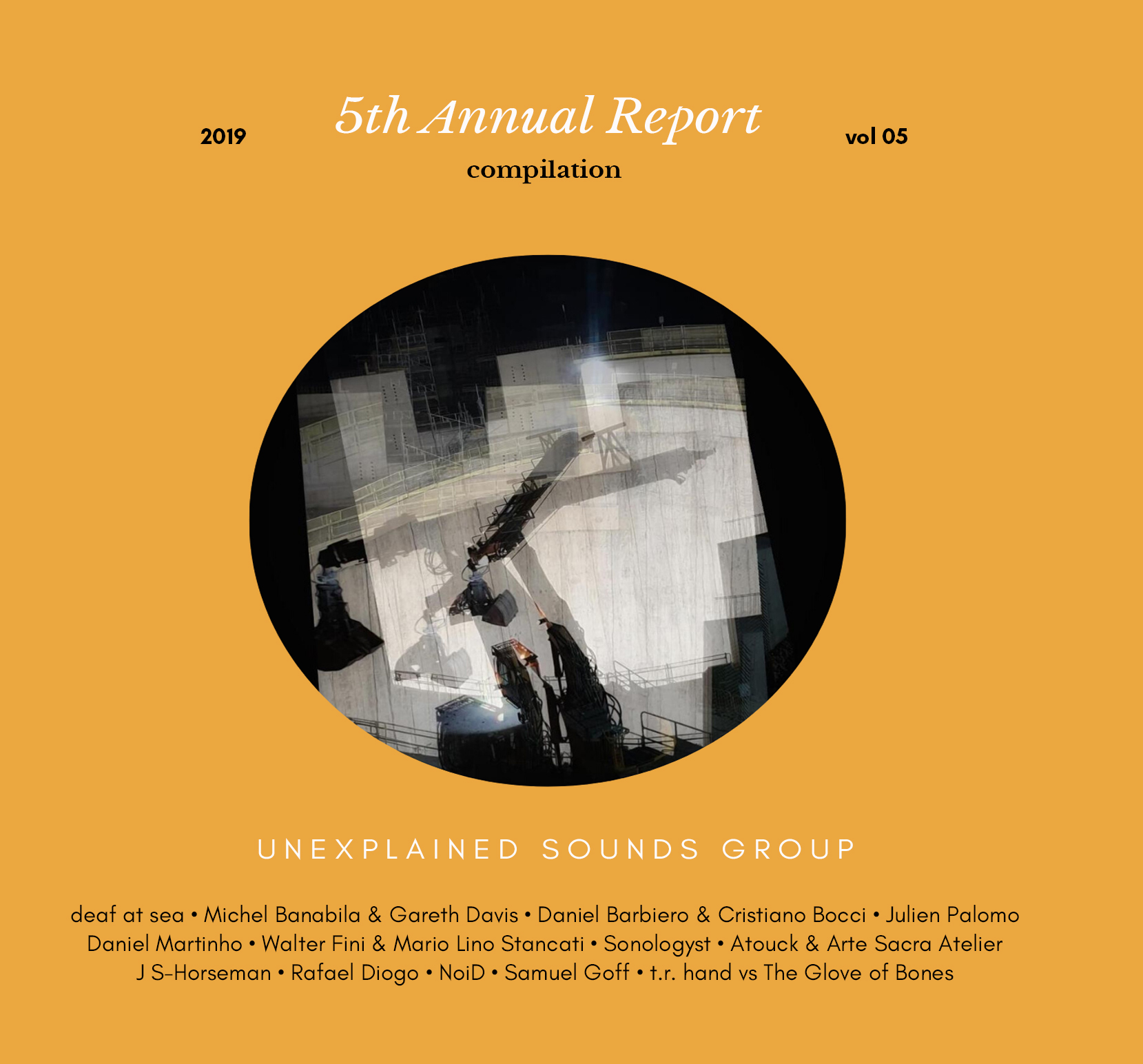 5th annual report front