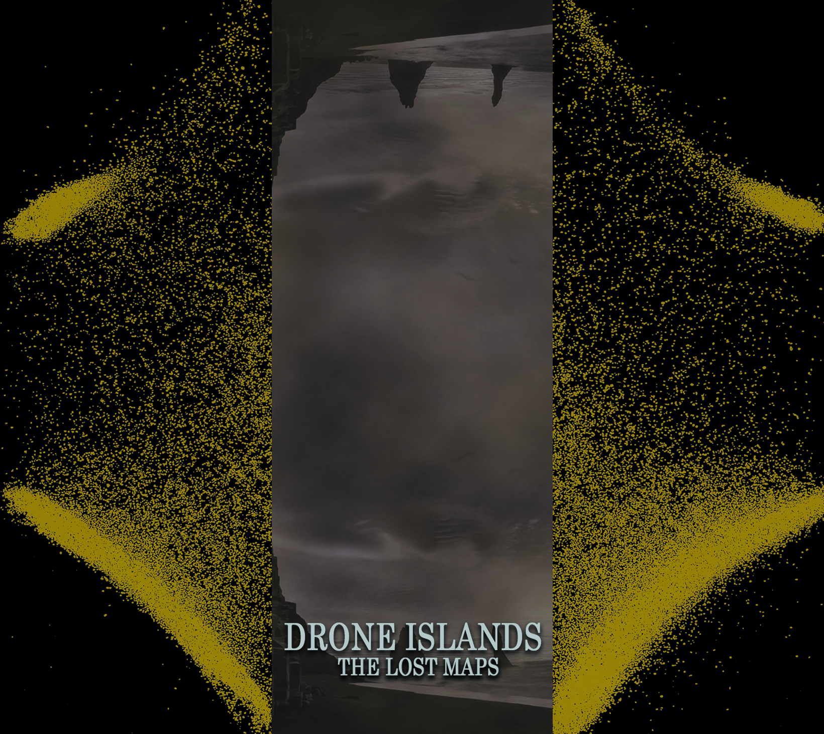 drone islands - lost maps - front