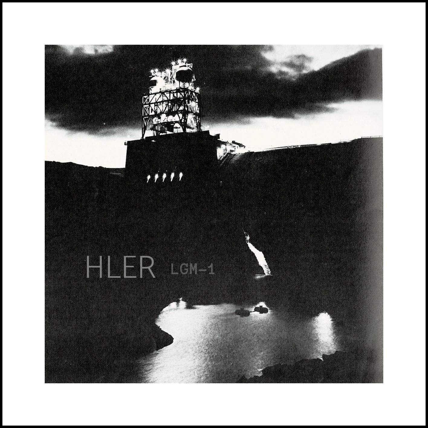HLER - LGM-1 front cover