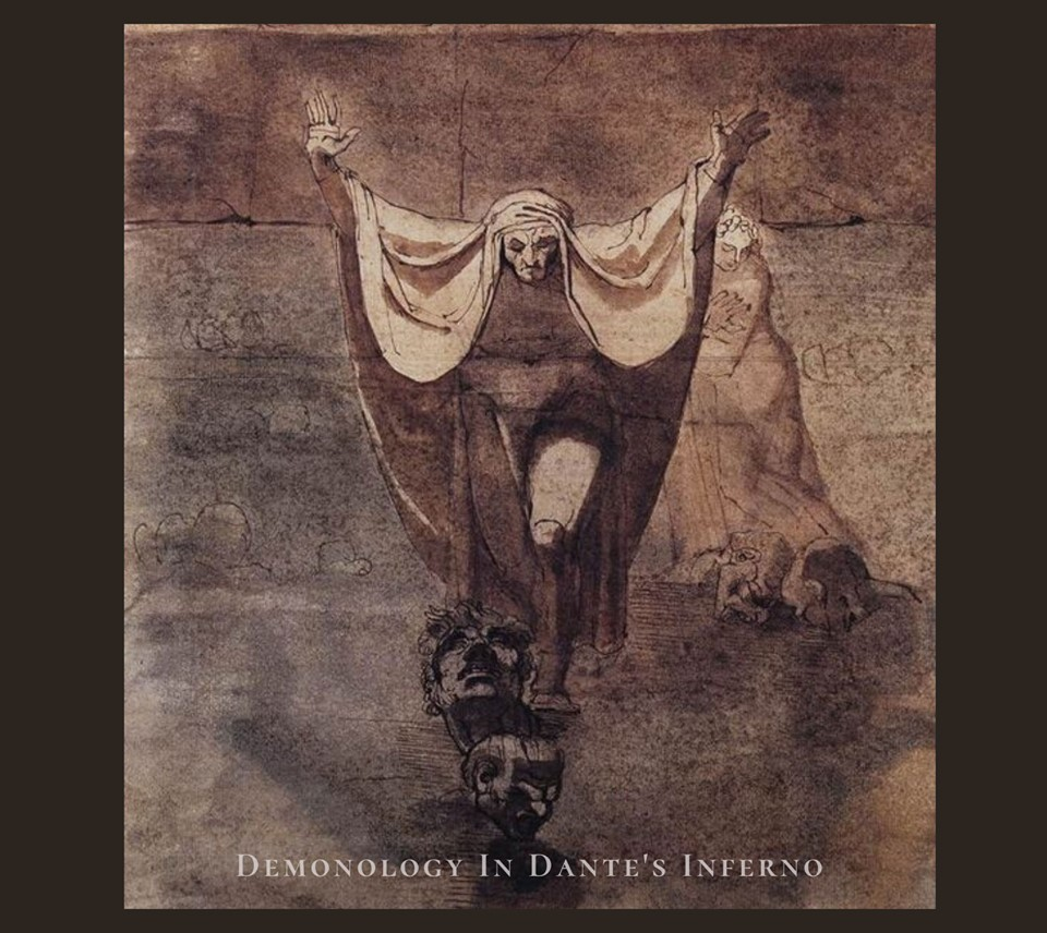 Demonology In Dante's Inferno - front cover