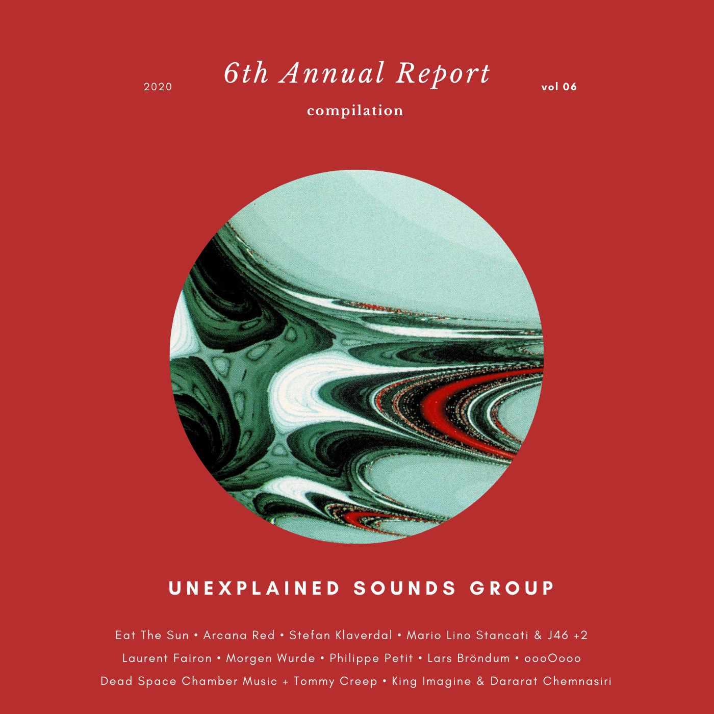 6th Annual Report front cover