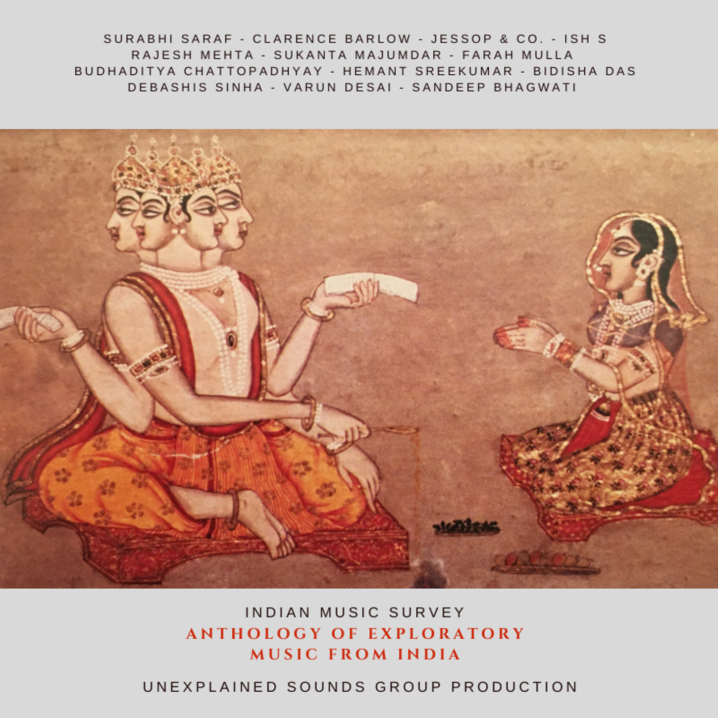 Anthology Of Experimental Music From India